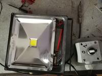 Oświetlacz LED z regulacją jasności