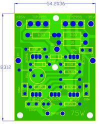 Wzmacniacz tip3055 - Dymi�ce si� tranzystory i p�kaj�ce rezystory.