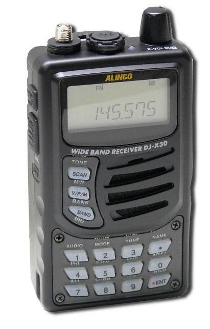 Alinco DJ-X30K, DJX30K Instrukcja EN