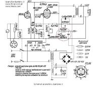 Gramofon Bambino - Zastąpienie kondensatora