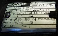 Silnik 3 fazowy poprawnie zasilony (jak?)