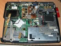 Wymiana pamięci w laptopie Medion FID 2140