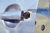 Passat B5 1,8 125KM 1997 problem z szybą pasażera.