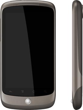 Google Nexus One - oficjalna premiera za nami, specyfikacja