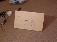 Szlifierka kątowa jako mała pilarka stołowa