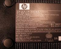 HP Pavilion zd8000 - nie włącza się, mrugające diody