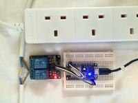Restarter do routera oparty o moduł z ESP8266