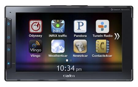 Clarion Next GATE - samochodowy kontroler iPhona