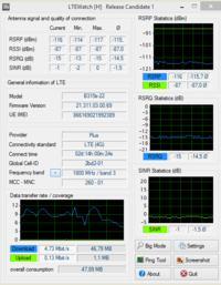 Huawei b315 - Router Huawei b315 rwie połączenie z netem