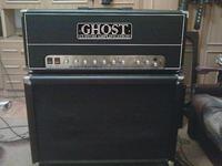 """Lampowy wzmacniacz gitarowy 50W """"Warhammer"""" by Ghost"""