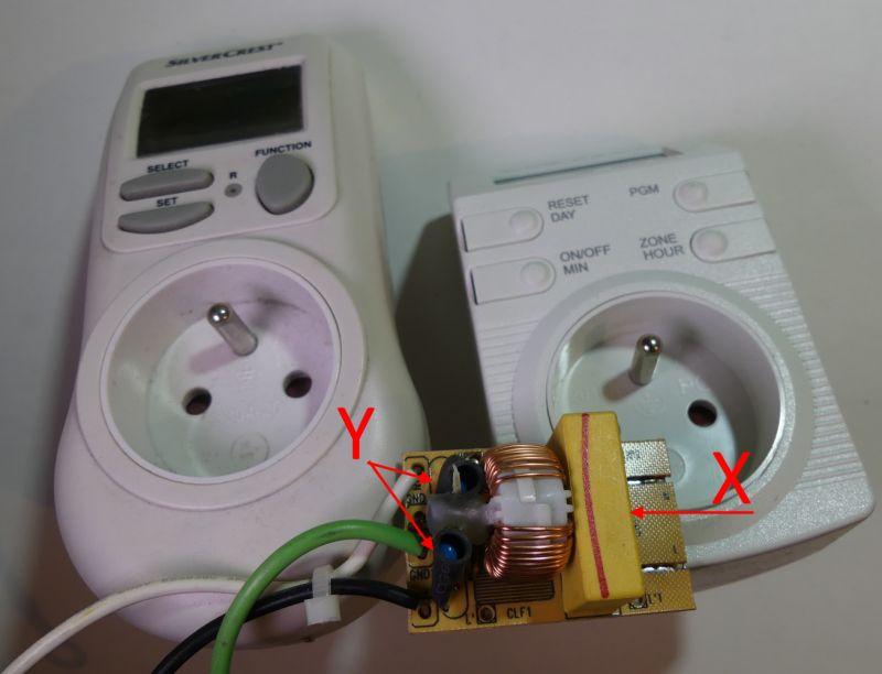 Warum Folienkondensatoren ihre Kapazität verlieren - MKP X2 zerlegt