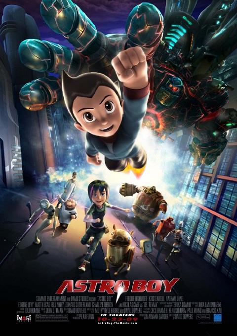 Astro Boy (2009) PL.DUB.DVDRip.XViD-ER / DUBBiNG PL