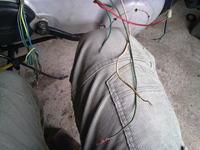 Aprilia sr factory '08 (gaźnik) - stator, jak podłączyć ?