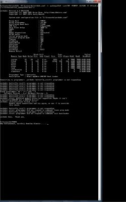 Leonardo ATmega32u4 nie mozna wgrać- bootloadera