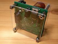 Zegar Nixie z jedną lampą Z566M