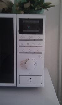 Szukam instrukcji - mikrofal�wka Goldstar (LG) ER 646ZD