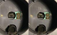 Samsung CLP-300 B�ben - Gniazdo czarnego toneru, klekocze podczas drukowania