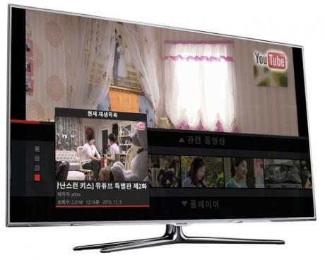 YouTube dla wszystkich posiadaczy telewizor�w Smart TV marki Samsung