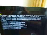 Nie można zainstalować poprawnie Linuxa na pendrive.