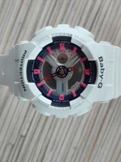 Zegarek casio baby-g - wymiana baterii