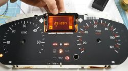 Renault Master 2005 - Potrzebny schemat połączeń licznika