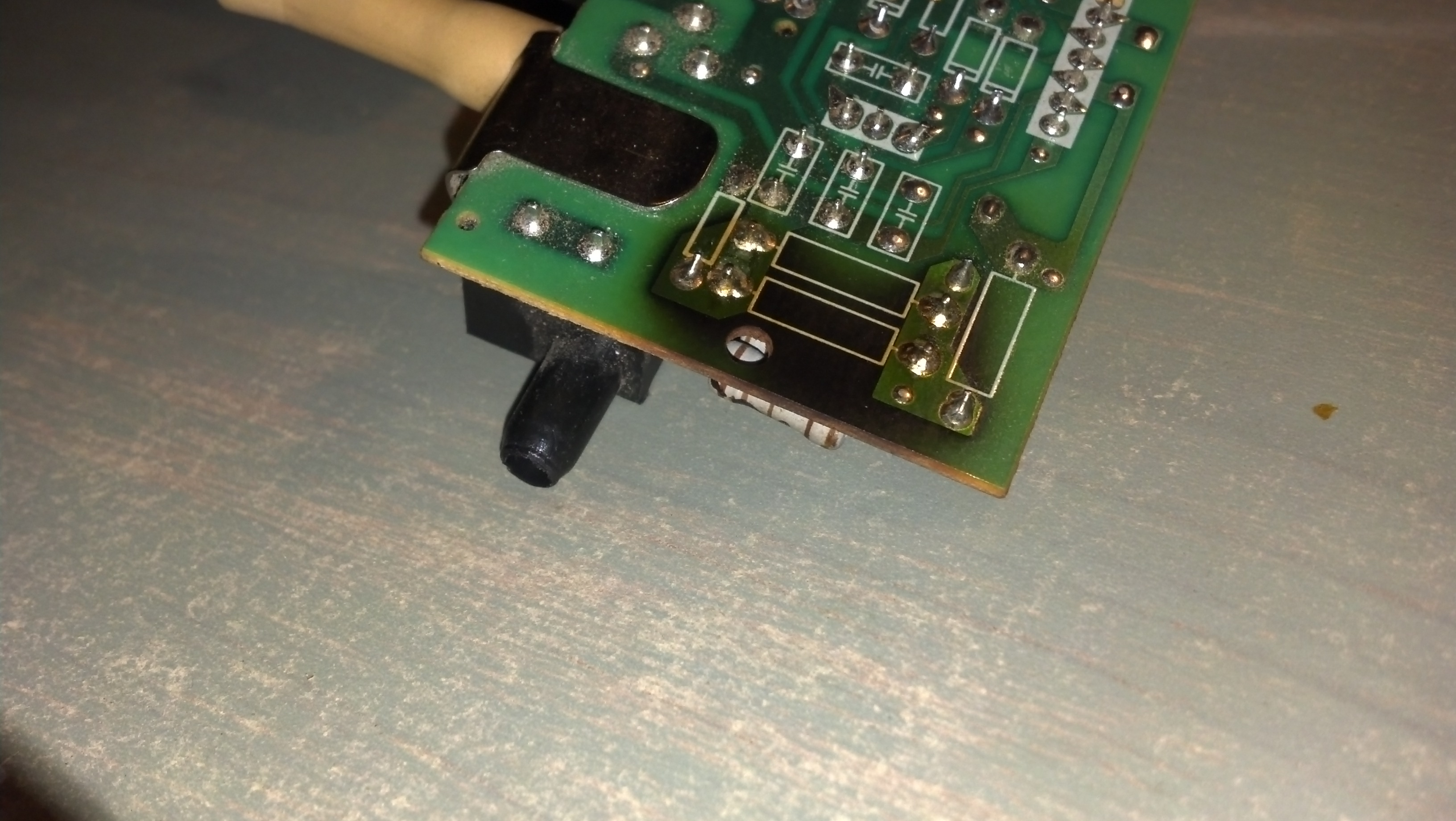Electrolux Ergospace XXL 110 - opalona p�ytka modu�u mocy