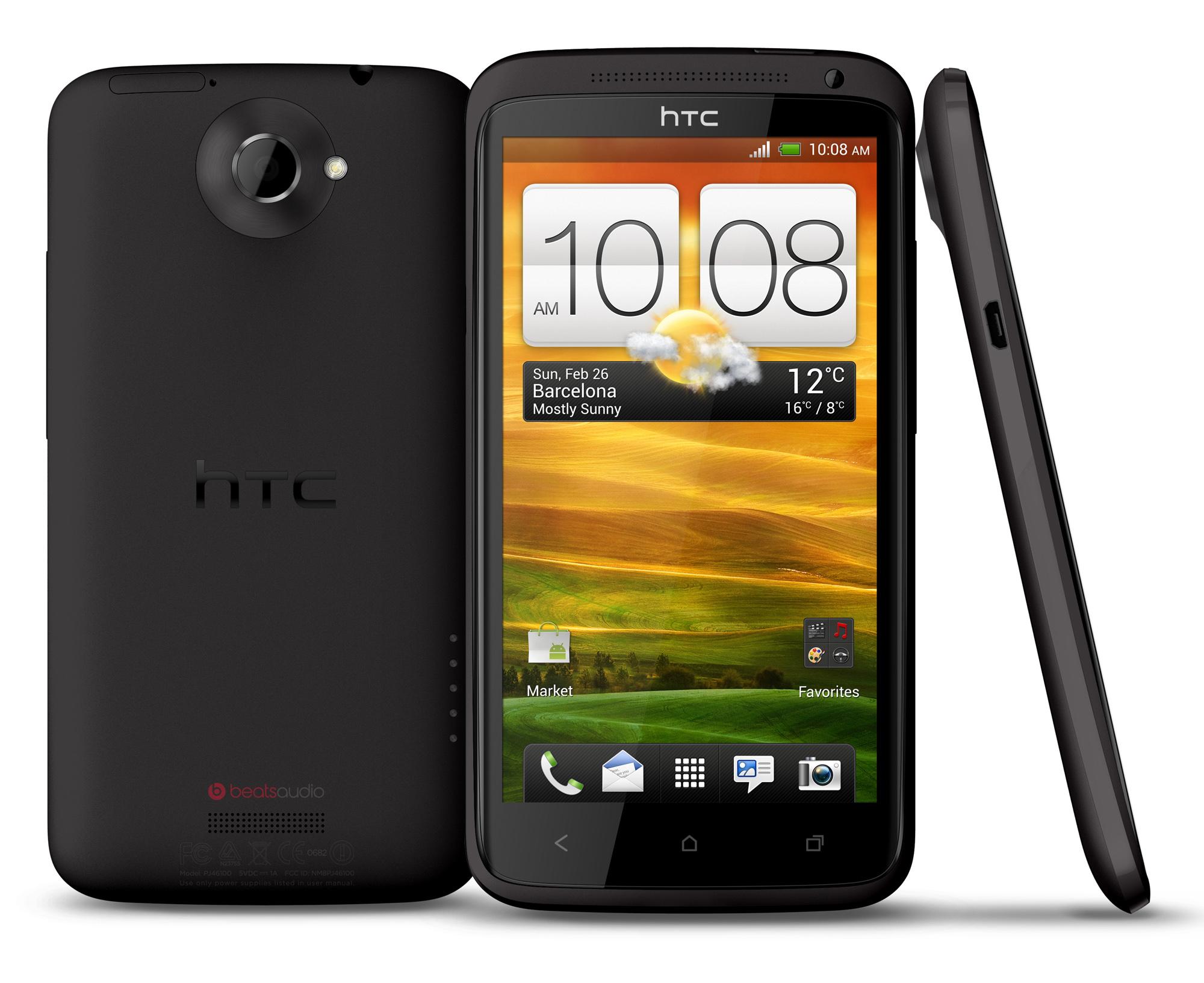 HTC One X - nowy flagowy czterordzeniowy smartphone wkr�tce w sprzeda�y