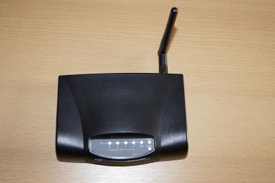 802.11b/g Wireless Broadband Router jak wi-i z internetu radiowego
