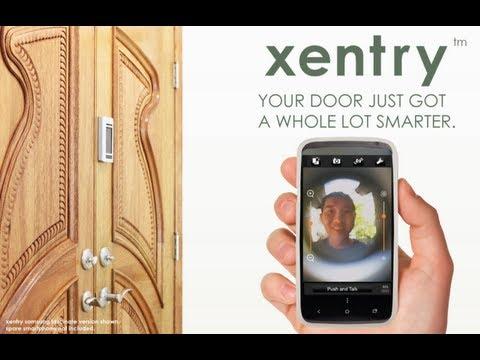 Xentry: stare smartphony jako domofony przy drzwiach wej�ciowych