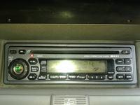 AC610 brak podświetlenia panelu radia i dźwięku w głośnikach. Fiat Cinquecento