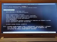 Po wymianie dysku na SSD w laptopie brak możliwości wgrania Win 7
