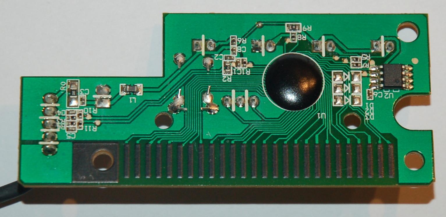 Programator AVR ze starej klawiatury USB
