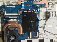 Samsung NP300E7A - schaltet sich nicht ein, kein Bild