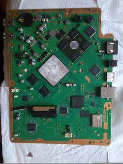 PS3 Super Slim - Po uruchomieniu gaśnie w około sekundę, po czym dioda się nie p