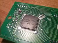 NJU6432BF - DUPLEX LCD DRIVER