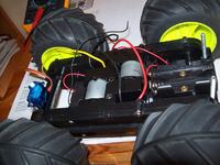 Bluerider - samobieżny pojazd sterowany przez bluetooth