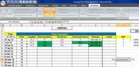 """Excel 2007 funkcja """"jeżeli pogrubione to zlicz ile"""""""