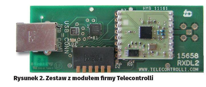 Komunikacja radiowa na różne sposoby - SIM800