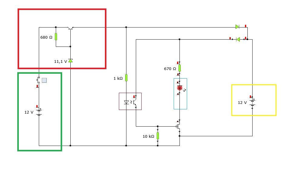 Oswietlenie awaryjne i akumulator 12 V