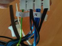 Pod��czenie nowego �yrandola do starej instalacji elektrycznej
