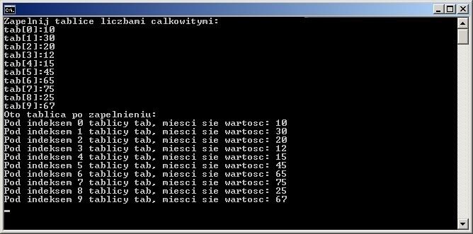 Kurs programowania C/C++. Część 1.4 - Instrukcje i pętle