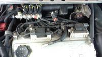 brc sequent 24 nie świeci się kontrolka od zmiany gazu i nie odpala silnik.