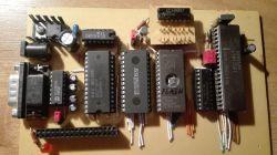 Komputer jednopłytkowy oparty na 8085