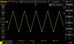 Generator funkcyjny DDS zestaw do montażu, uruchomienie i testy