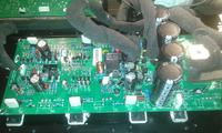 Cervin Vega CVA-115 - Lekko świeci protect, przekaźnik nie przepuszcza sygnału