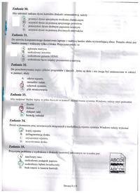 Egzamin zawodowy technik-informatyk kwalifikacja E12 ,2016