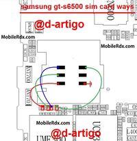 Samsung Galaxy S2 mini - Oberwany styk
