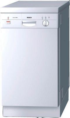 Bosch SRS-3039 - słabe ciśnienie pompy myjącej, dziwne buczenie.