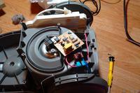 Zanussi ZAN7635 Odkurzacz - Nie w��cza si�, jak zdiagnozowa� silnik elektryczny?
