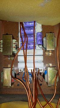 Zwrotnice glosnikowe - Wymiana czy pomiar i dołożenie kondensatorów